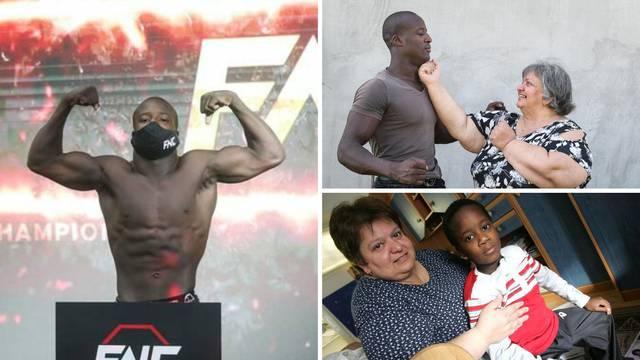 'Kad sam bio mali dječak, otac me ostavio na Hreliću, sad ću u ring! Siguran sam da ću uspjeti'