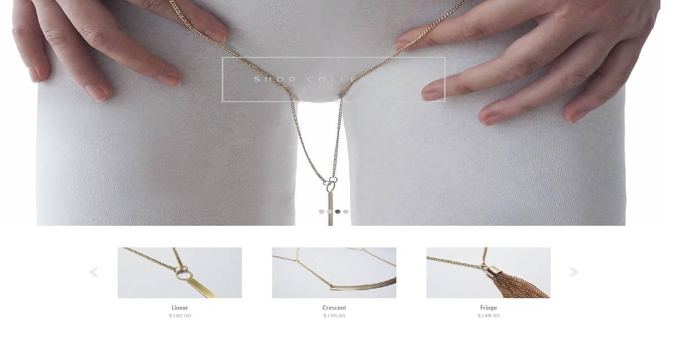 Samo za mršavice: Lančić koji se nosi među ženskim bedrima