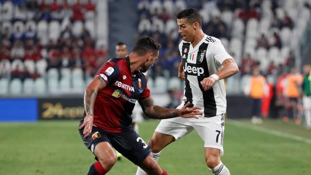Serie A - Juventus v Genoa