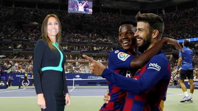 Majoli: Zaigrala sam s Piqueom tenis, žicat ću ga pozivnicu...