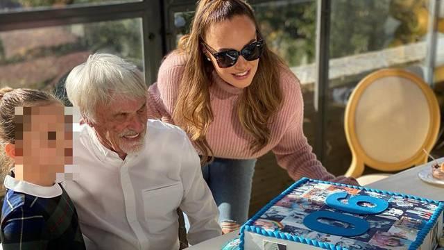 Bernie proslavio jubilarnih 90: Iste godine dobio sina i unuku