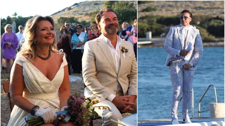 Mehun objavila snimke svadbe: 'Ništa bez Cigijevih komentara!'