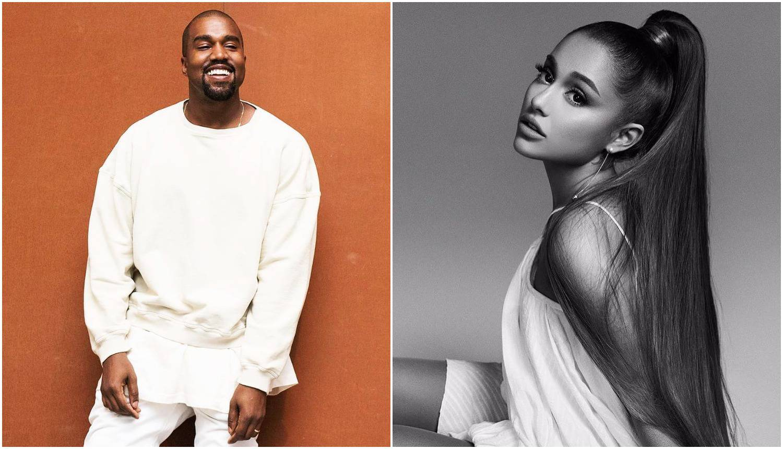 Kanye opet napada: 'Ariana se promovira preko moje bolesti'
