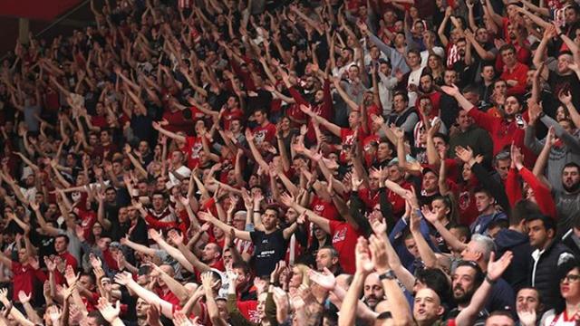 Grom prekinuo finale u Srbiji: Zvezda do naslova sa sirenom