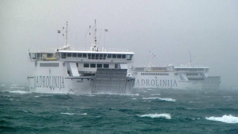 Katamarani opet plove: Sve linije od Splita uspostavljene