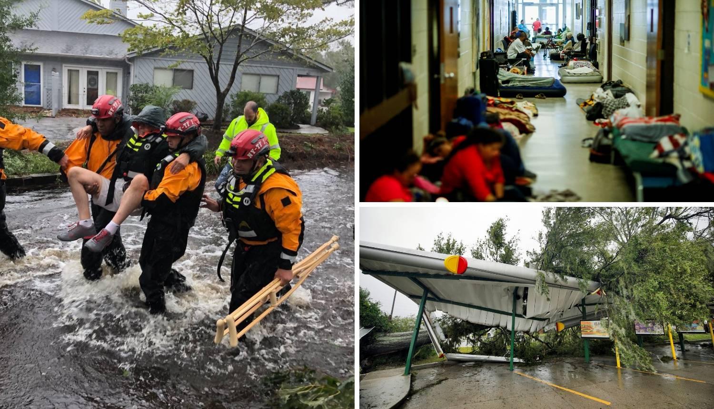 Boje se da ima još žrtava: Jak uragan odnio već četiri života