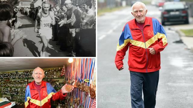 Zbogom, legendo! Maratonac Josip otrčao svoj zadnji krug