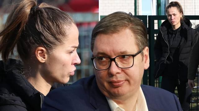 Bivšu državnu tajnicu MUP-a Srbije ispitivali o prisluškivanju Vučića i vezi s Veljom Nevoljom
