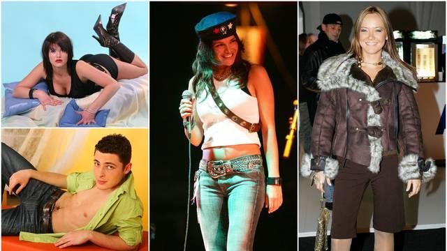 Prije 15 godina postali zvijezde: Sad estradnjaci nižu skandale, ali neki su 'nestali' iz javnosti...