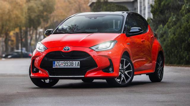 Dizajnirao ju je Hrvat: Nova Toyota Yaris stigla  u Hrvatsku