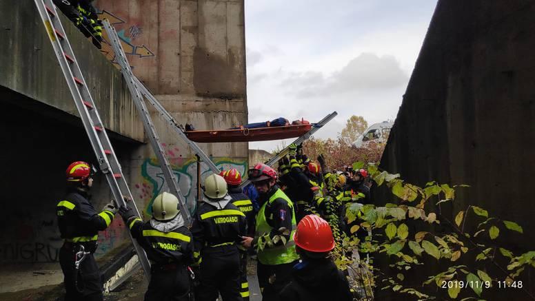 Simulacija: Zagreb pogodio jak potres, zgrade su se oštetile...