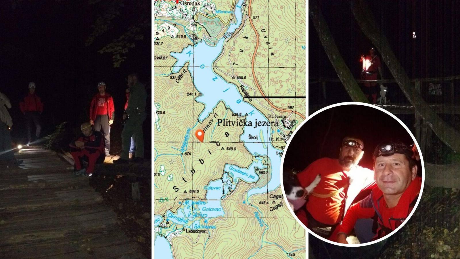 HGSS-ovci po mrklome mraku tražili izgubljene strane turiste