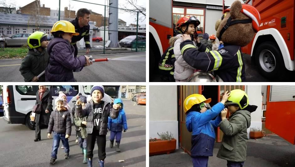 Jakov (6): Oh, my God, pa mi idemo s kamionom gasiti požar