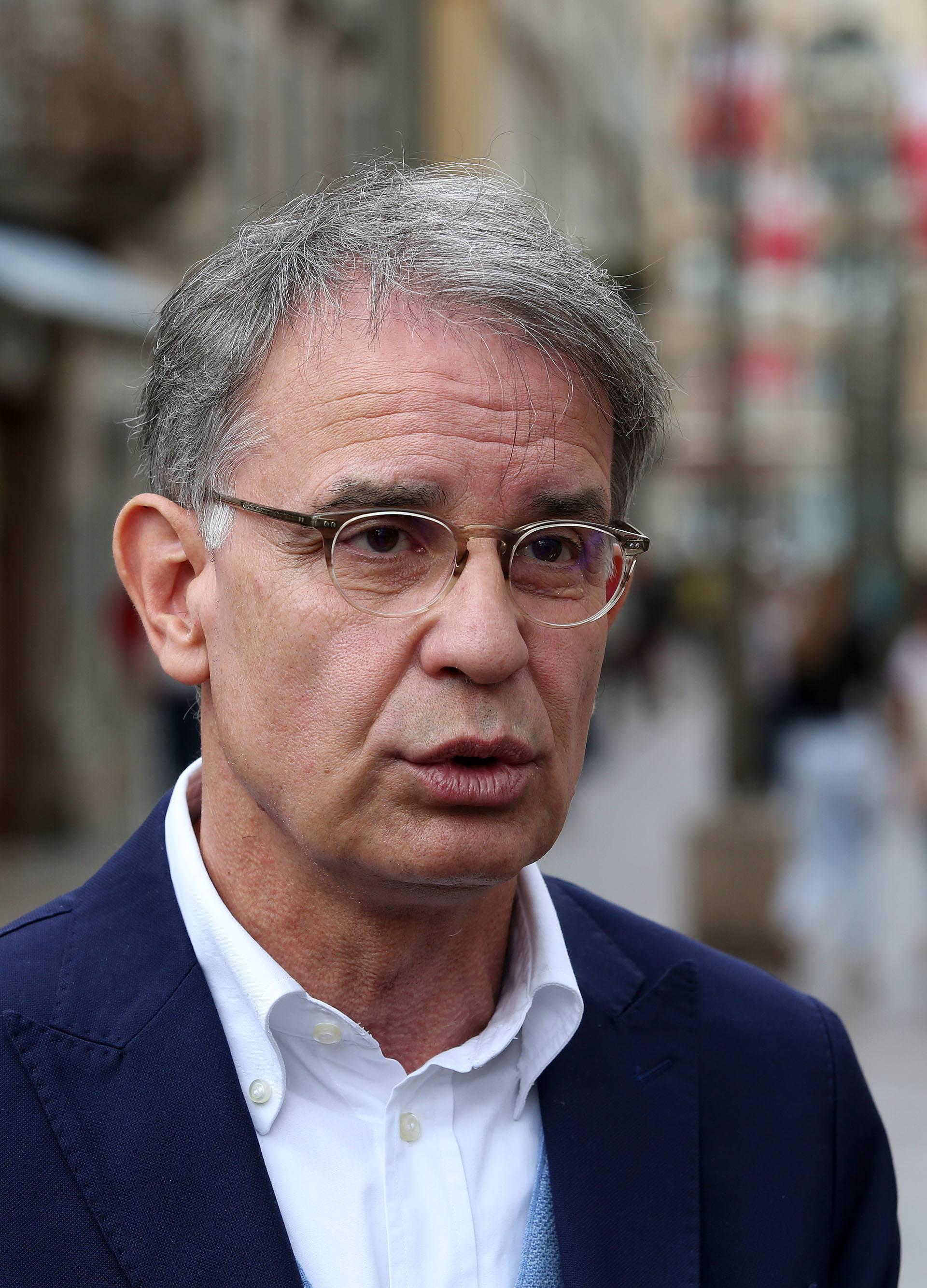 Rijeka: Ministar Cappelli obišao ugostiteljske objekte na Korzu