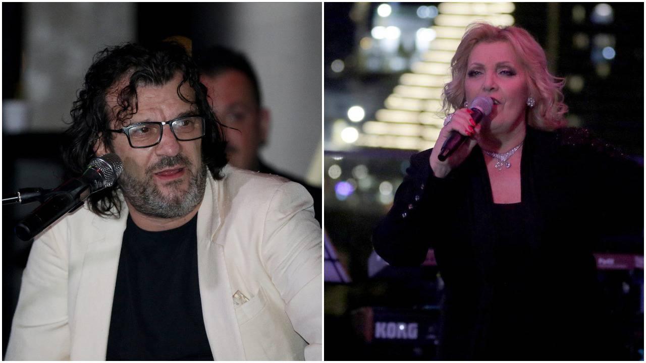 Aca ponovno pjevao susjedima: Pridružila se Snežana Đurišić