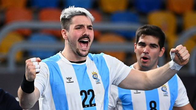 2021 IHF Handball World Championship - Main Round Group 2 - Japan v Argentina