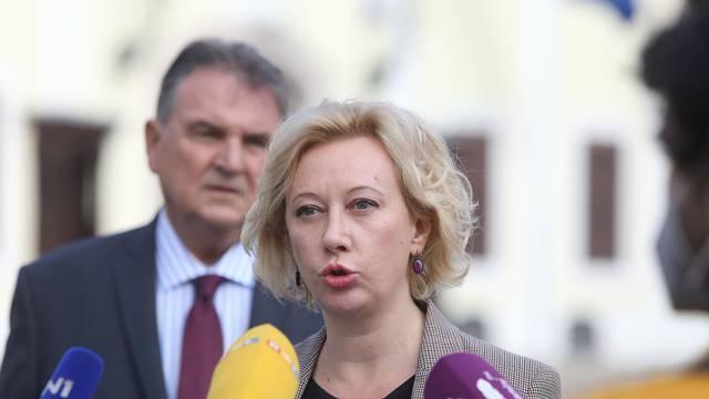 Zagreb: Konferencija za medije Reformista o izmjenama Zakona o kaznenom postupku