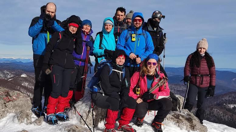 'U razorenoj učionici zagrebačke škole osnovali smo planinarsko društvo. Svi su dobrodošli'
