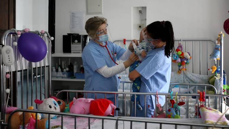 Bolnice sad prepune djece: Zbog epidemije bilo 30 posto manje pregleda, odgađali i operacije