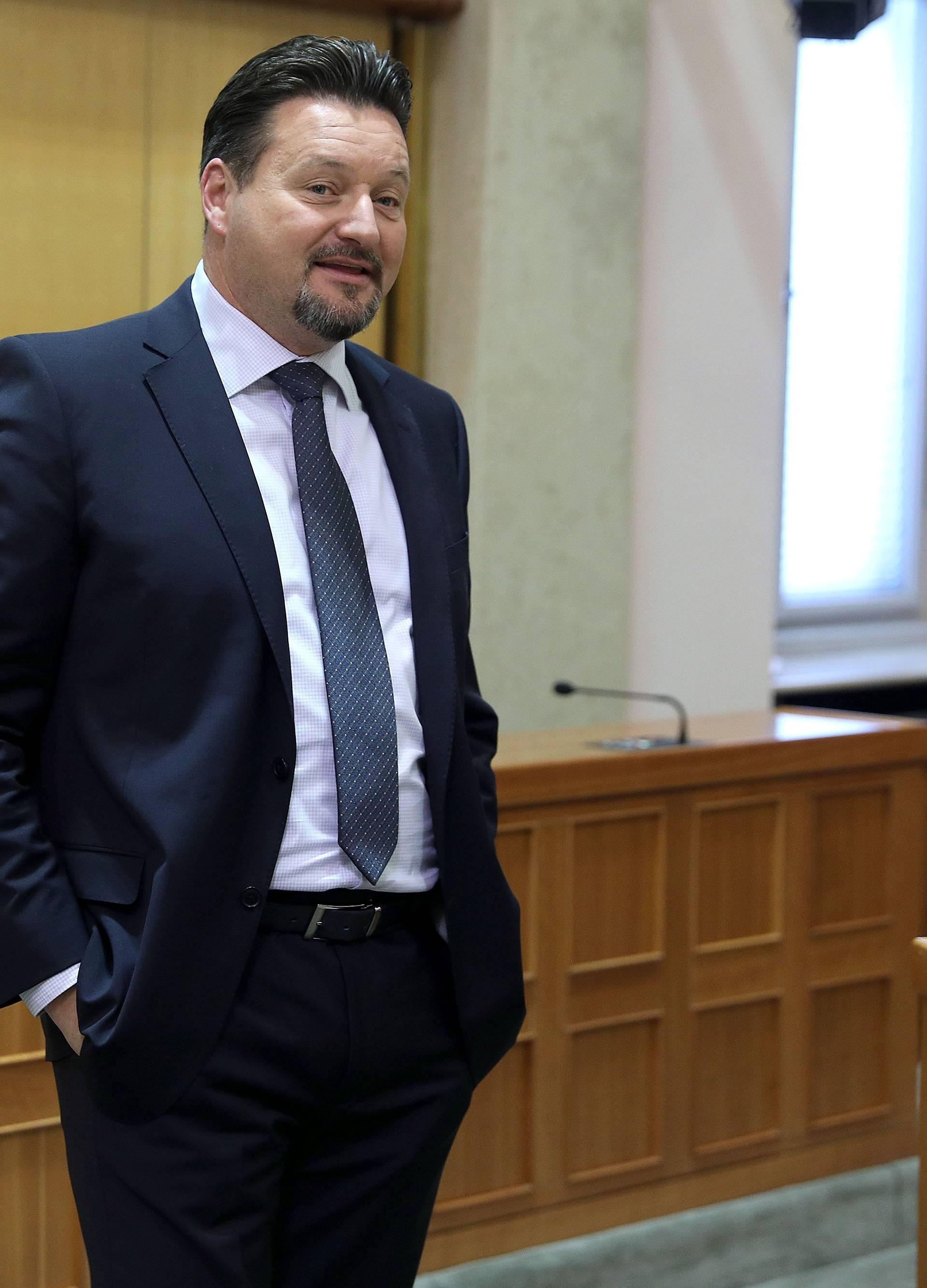 Lovro Kuščević u ponedjeljak ostaje bez saborskog imuniteta
