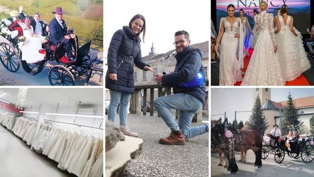 Paru koji se zaručio u Petrinji ljudi žele pomoći: Nudimo im predivnu vjenčanicu i kočiju!
