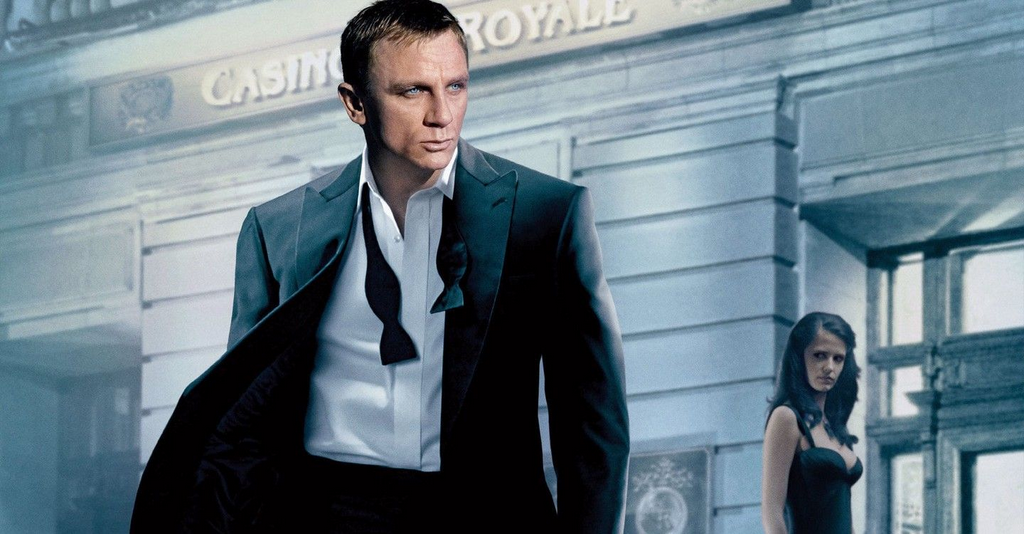 James Bond po 4. put odijeva elegantno Tom Ford odijelo
