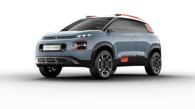 Citroënova vizija SUV-a: Novi C-Aircross  veći je od Cactusa