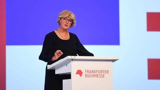 Book Fair Frankfurt - Opening Ceremony