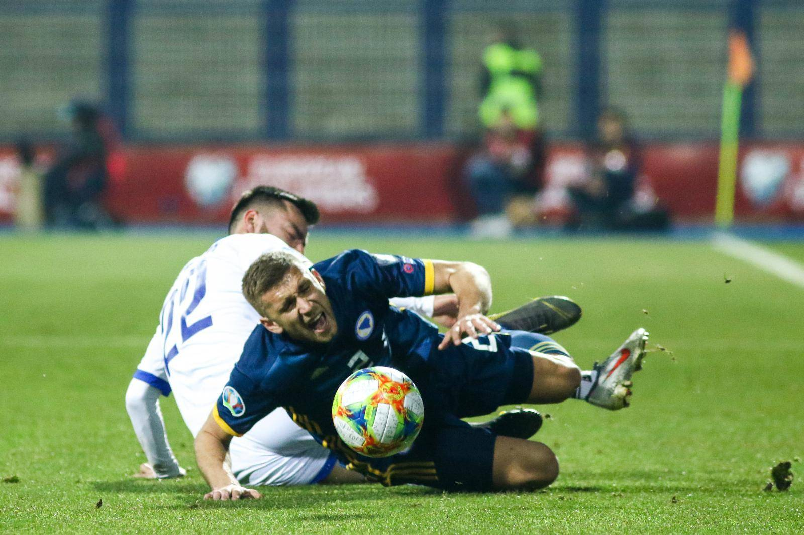 Kvalifikacijska utakmica za Europsko nogometno prvenstvo