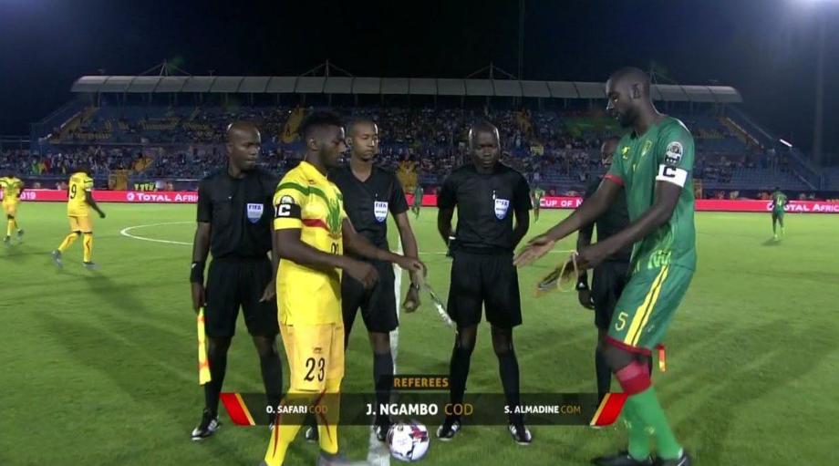 Afrička 'šljiva': Visok je 2.03 i kapetan je voljene Mauritanije