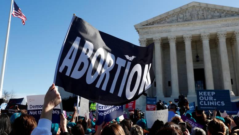 U Teksasu je zabranjen pobačaj nakon šestog tjedna trudnoće