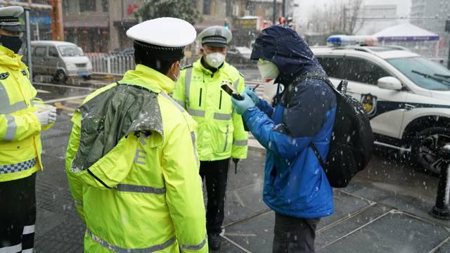 Kinesku novinarku osudili na 4 godine zatvora jer je širila lažne vijesti o zarazi korona virusom