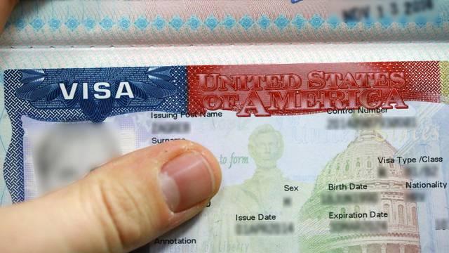Viza za Sjedinjene Američke Države