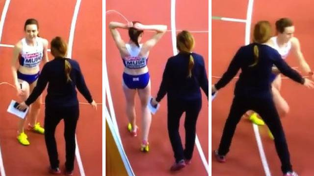 Britanci trče počasni krug: Nije smjela slaviti pa im je pobjegla!