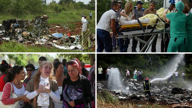 Pronađena crna kutija: U padu zrakoplova na Kubi 110 mrtvih