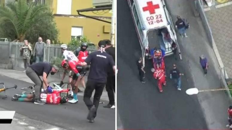 Užas na Giru: Španjolac pokupio radnika, odvezli su ga u bolnicu