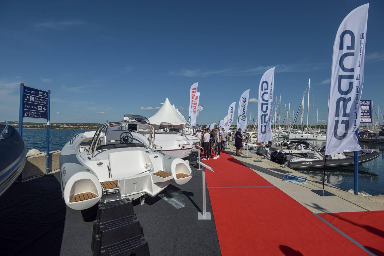 Svečano je otvoren 21. nautički sajam Biograd Boat show