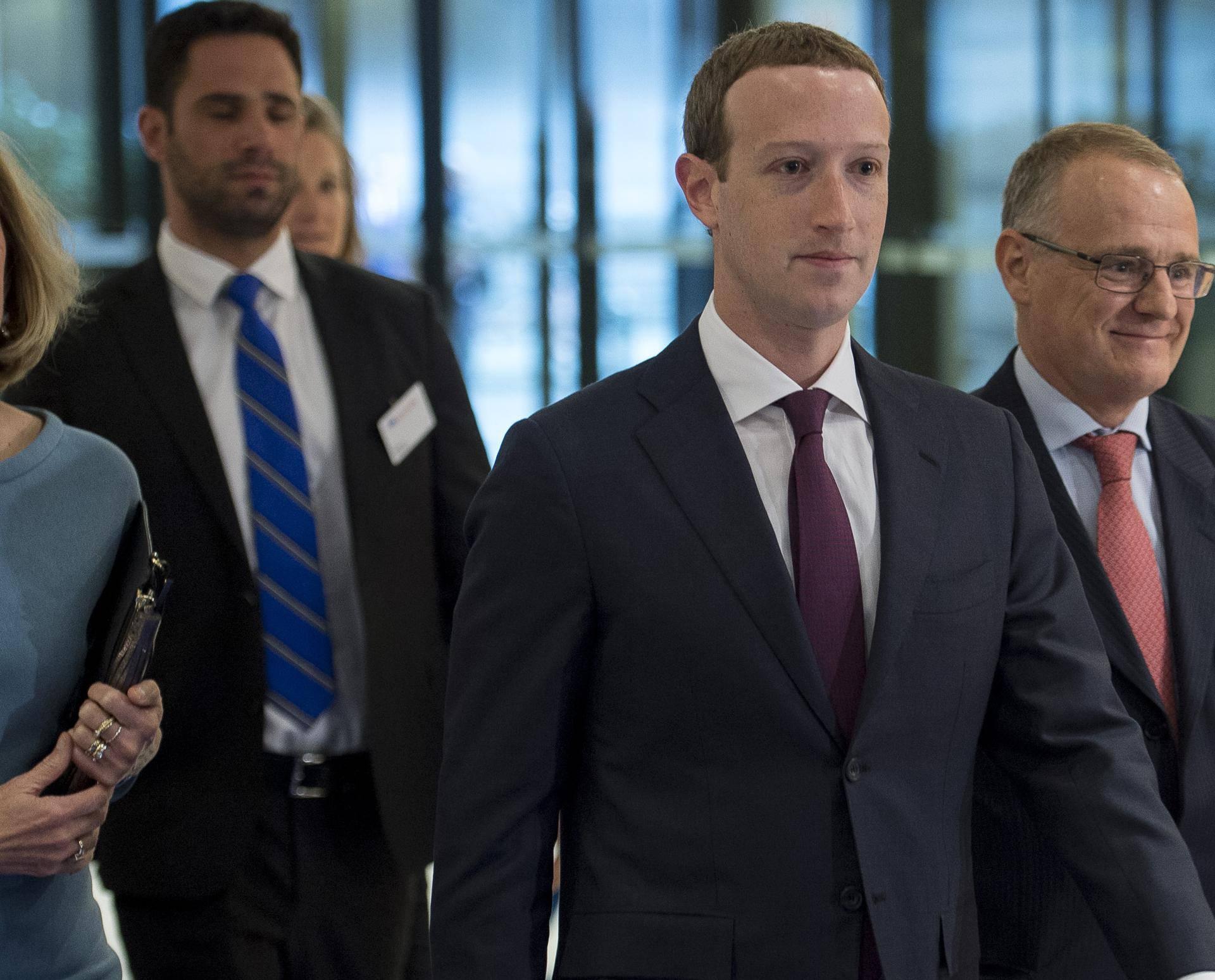 Mark Zuckerberg coming for the hearing ae European Parliament