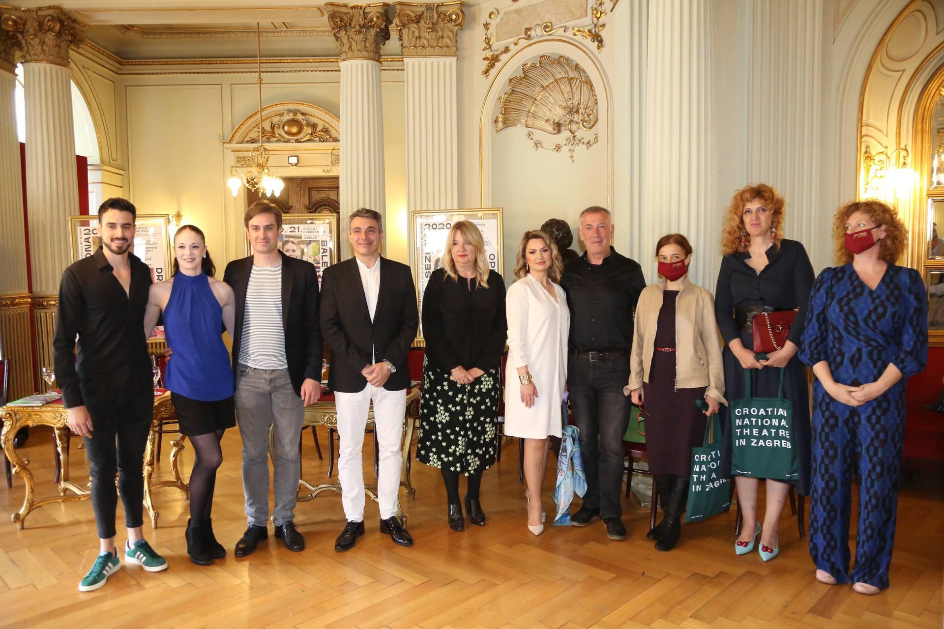 HNK je najavio novu kazališnu sezonu: Stižu poslastice za ljubitelje opere, drame i baleta
