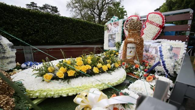 Simon Doherty funeral