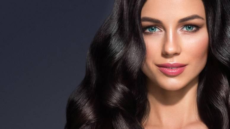 7 vrlo jednostavnih frizura sa crnom kosom koja ističe pogled