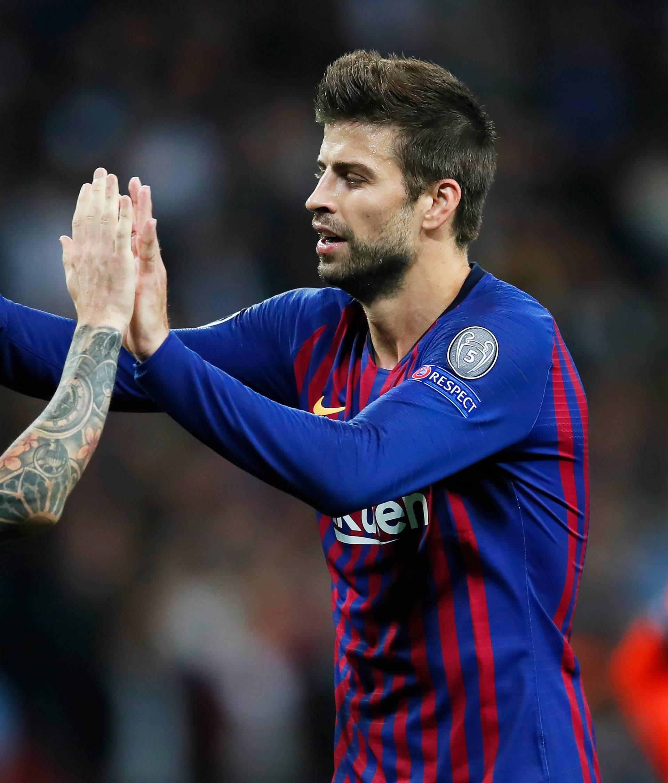 Tottenham Hotspur v Barcelona - UEFA Champions League - Group B - Wembley Stadium