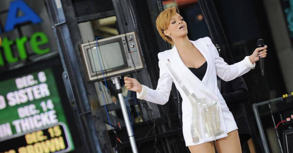 Rihanna: Cure slikajte se gole i fotke dajte dečkima | 24sata