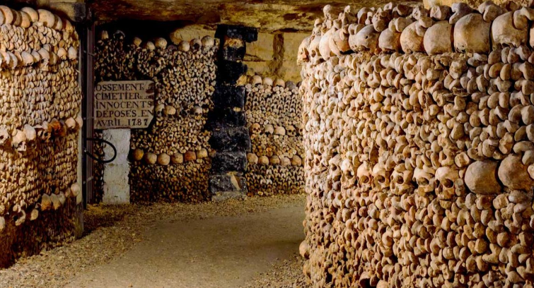 Pariz nudi i virtualnu šetnju kroz njihove čuvene katakombe