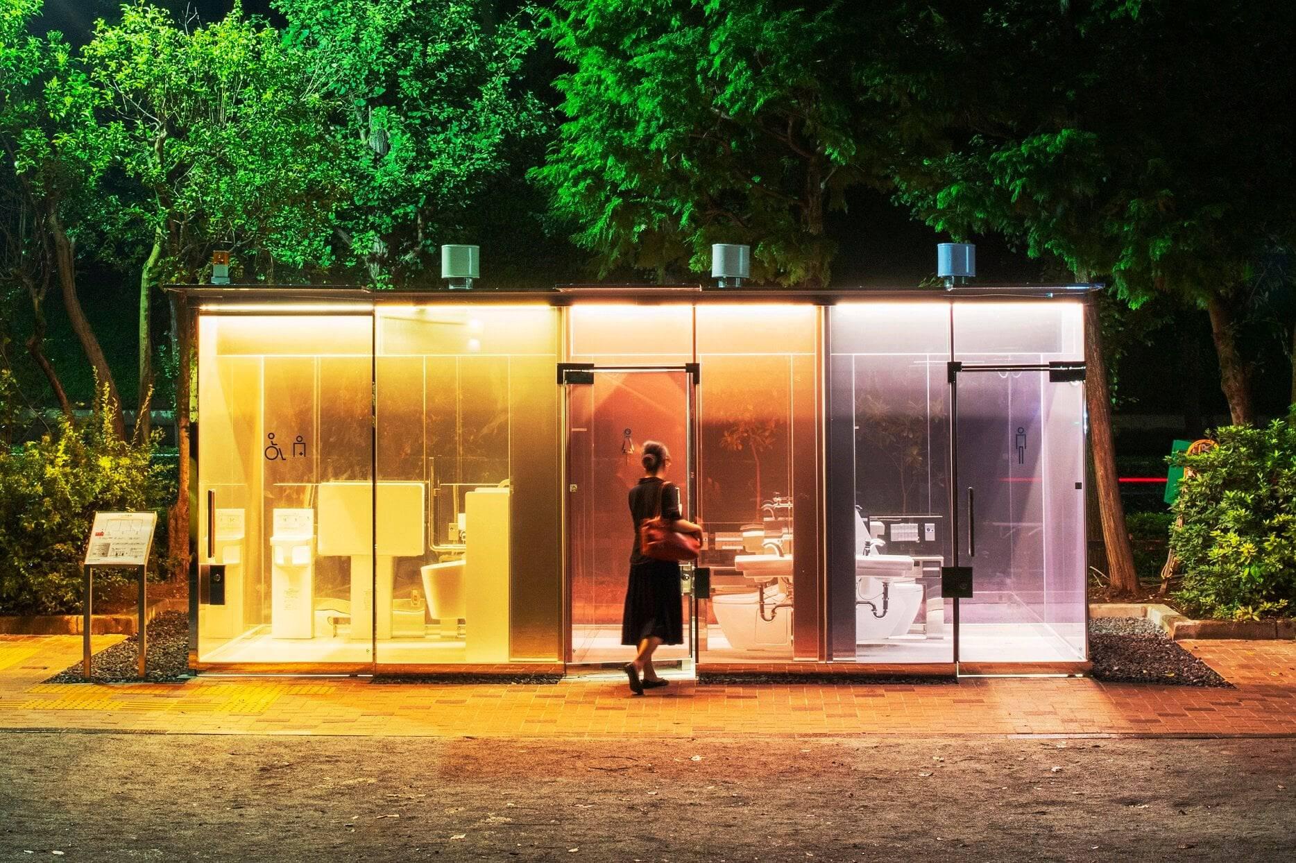 Prozirni javni zahodi u Japanu: 'Nema šanse da uđem u njega'