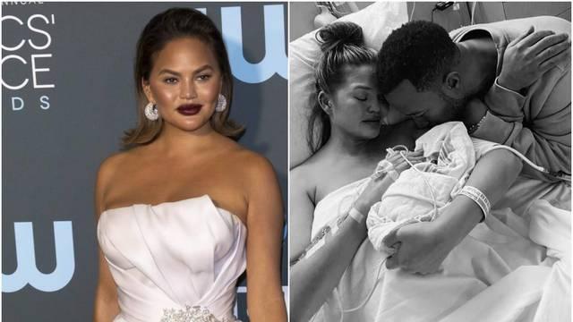 Chrissy: Ovih dana trebala sam roditi sina, ali bebe više nema