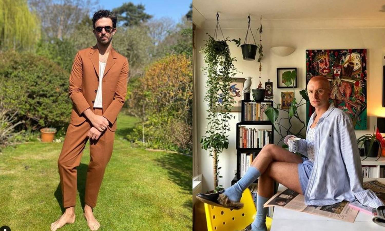 Od gaća do dokoljenki: Kućni stilski favoriti modnih urednika