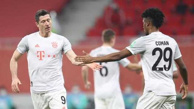 FIFA Club World Cup - Al Ahly SC vs FC Bayern Munich