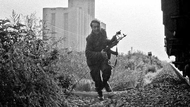 Magična fotka Blage Zadre: Evo kako je nastala 8. rujna 1991.