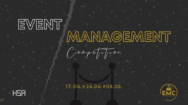 Event Management Competition u organizaciji Hrvatske studentske asocijacije